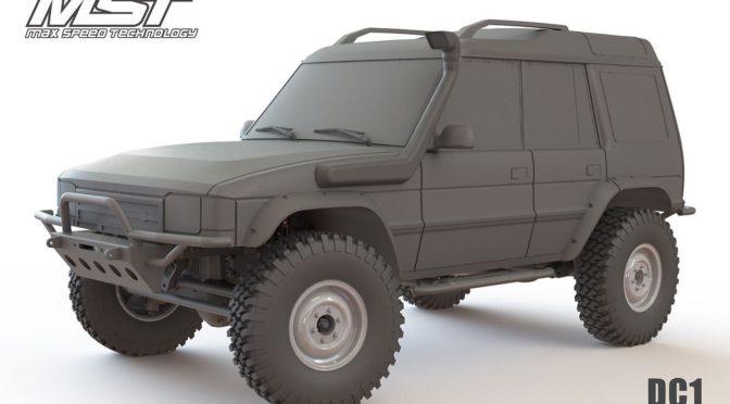 MST DC1 Karosserie – Coming soon