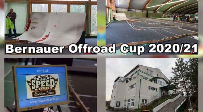 Die Bernauer Offroad Cup Saison 2020/21