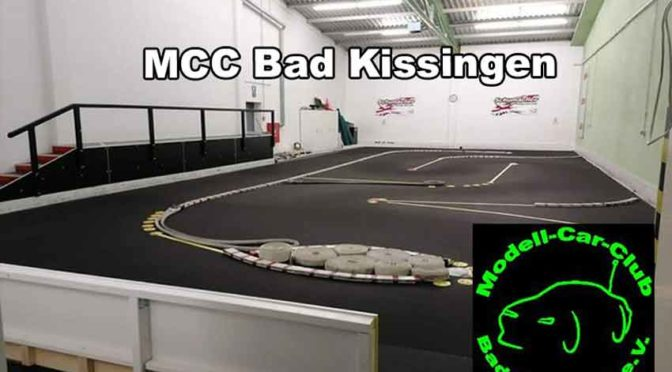 Neu – ETS-Teppich beim MCC Bad Kissingen