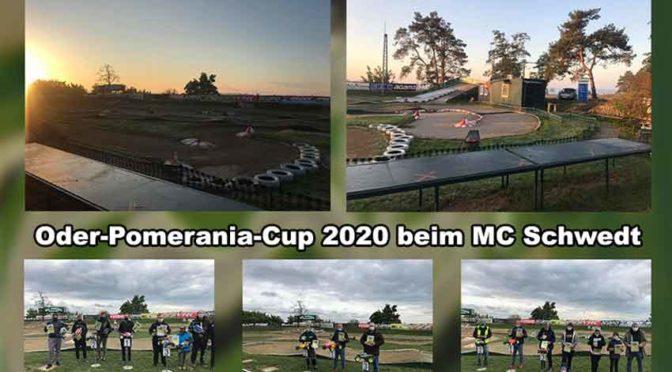 Finale zum Oder-Pomerania-Cup 2020 beim MC Schwedt