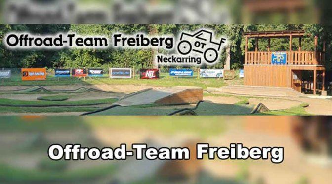 Offroad-Team Freiberg – Fahren auf dem Neckarring