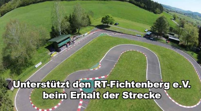 Die Rennstrecke des RT-Fichtenberg e.V. soll bleiben