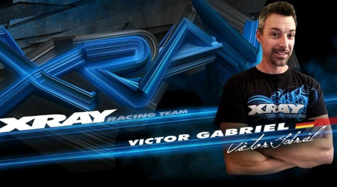 Victor Gabriel jetzt im XRAY Racing Team