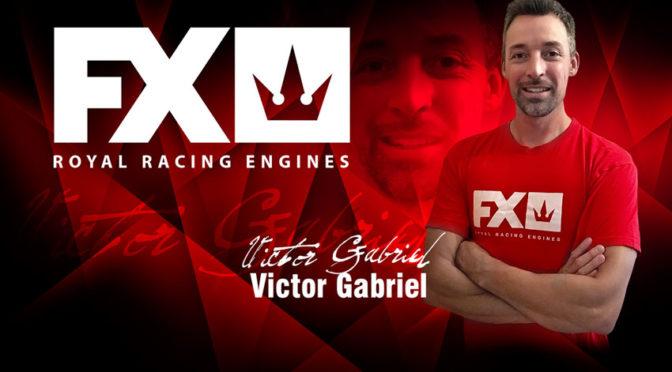 Victor Gabriel setzt auf FX-Engines