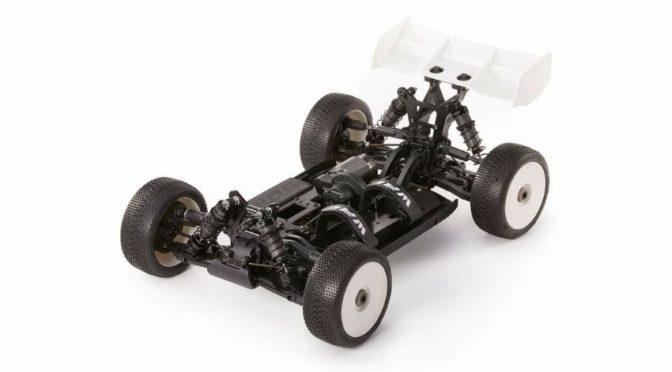 WRC SBXE.1 1/8 Offroad Buggy