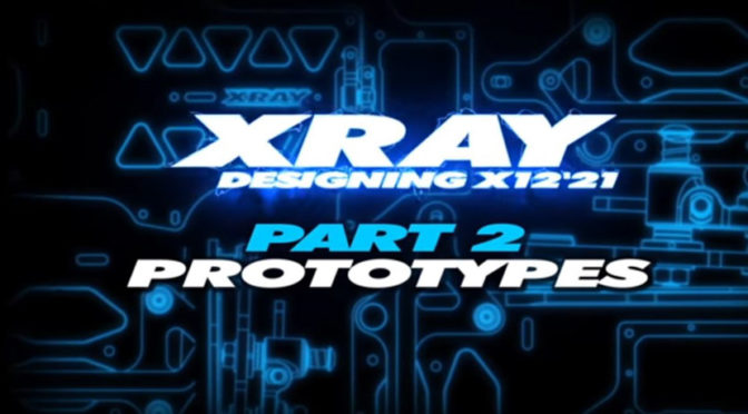 Xray X12`21 – Neue Infos