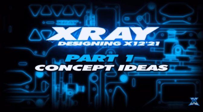Xray X12'21 – Erste Einblicke