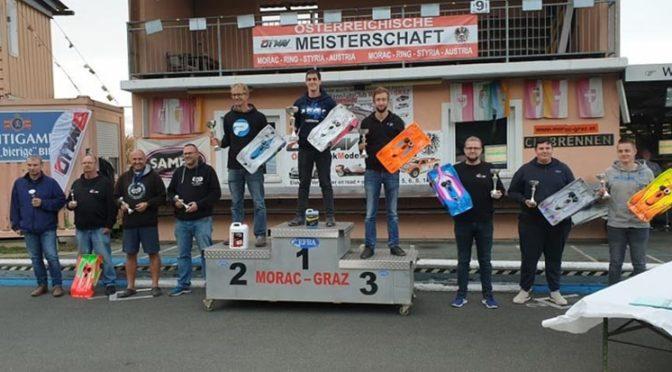 Nejc Mihelic ist Austria Champion 1/8