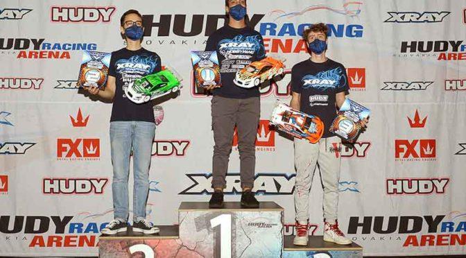 Bruno Coelho gewinnt bei der XRS Slovakia Round 1