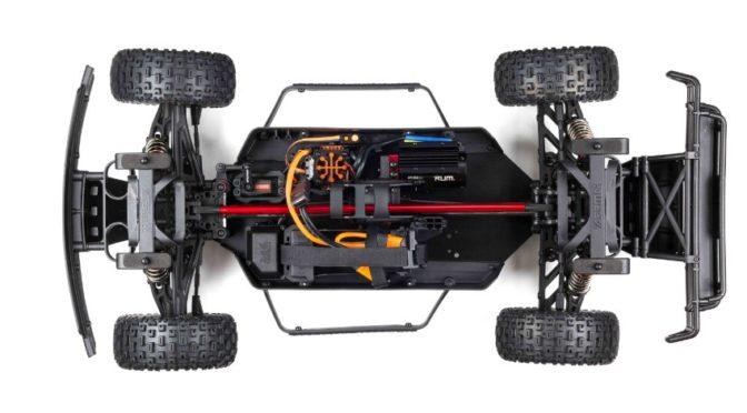 ARRMA® MOJAVE™ 6S BLX 1/7 Brushless 4WD Desert Truck RTR