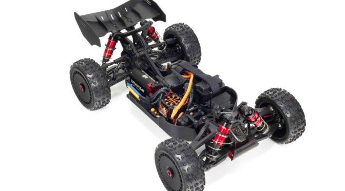 ARRMA® TYPHON™ 6S BLX 1/8 Speed Buggy 4WD RTR V5