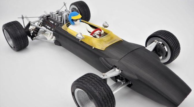 Interessanter Elektro 1/10 Scale Formel Rennen von Grand Prix 3D