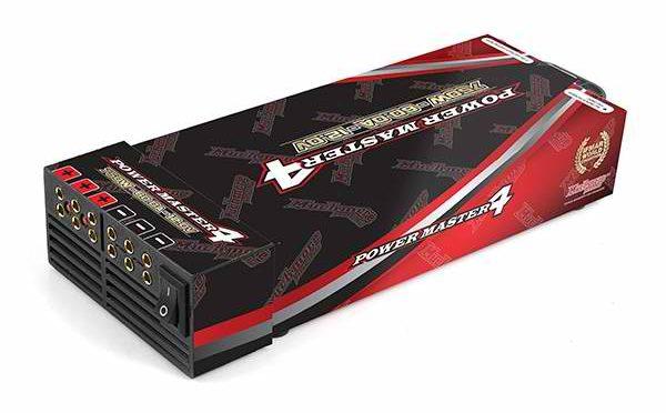 Muchmore Racing präsentiert das CTX-P Power Master 4 Netzteil