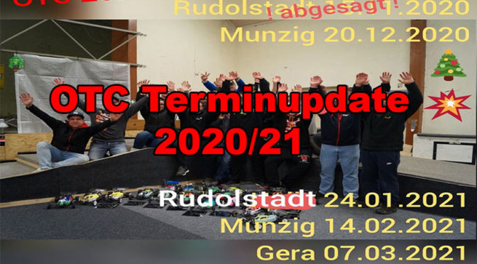 Update zur Saison 20/21 des Offroad Thüringen Cup