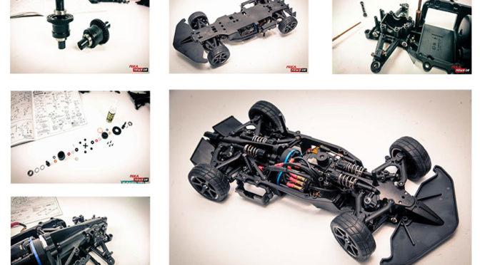 TC-01 Formula E GEN2 – Das neue Chassis von Tamiya im Test – 2