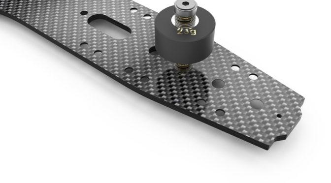 Neues Mass Damper Set von Schumacher Racing Products