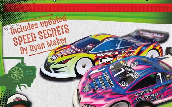 Essential Touring Car RC Racer's Guide by Dave B Stevens