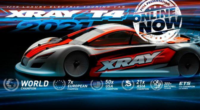 Alu oder als Carbon? Den neuen Xray T4`2021 gibt es in zwei Varianten