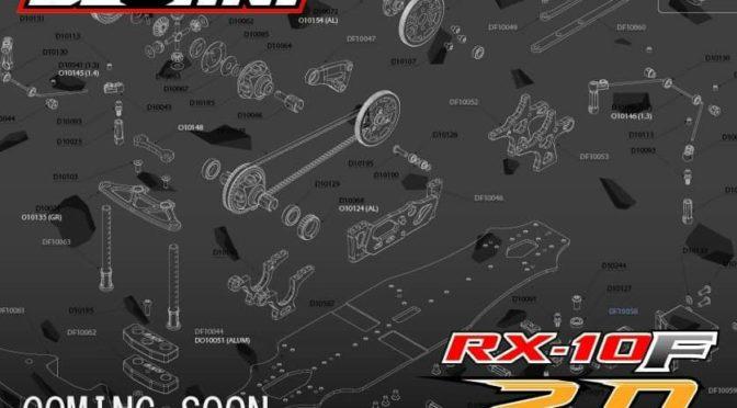 Neues zum Destiny RX-10F 2.0