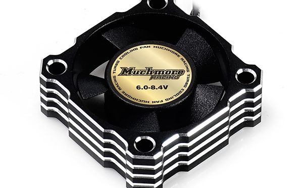 Muchmore Aluminum Turbo Cooling Fan