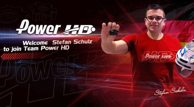 Stefan Schulz im Team von Power HD