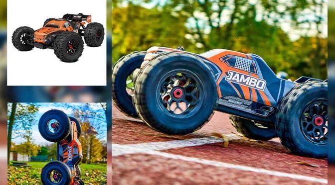 Team Corally präsentiert den Jambo XP 6S Stunt Truck 2021