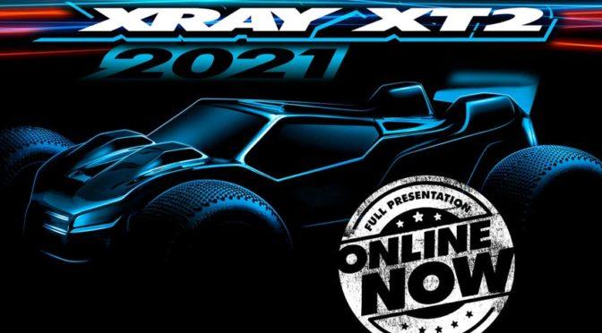 Xray XT2`21 – Der neue Stadium Truck ist vor Weihnachten da