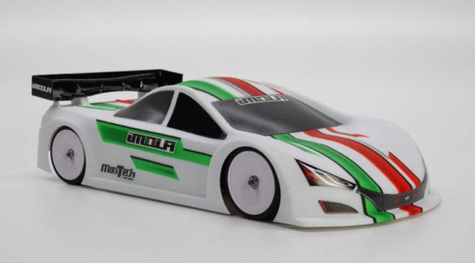 Imola – Neue 1/10 TW Karosserie von Mon-Tech Racing