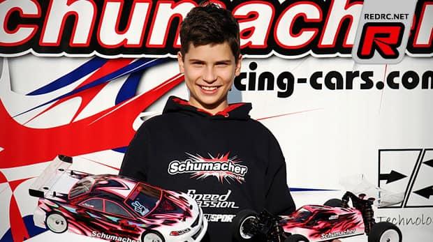 Michal Orlowski – sein 7.Jahr für Schumacher Racing