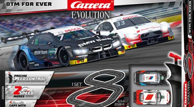 Carrera Evolution Carrera Evolution mit vielen neuen Funktionen