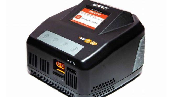 Spektrum™ S1400 Smart G2 AC Charger 1x400W