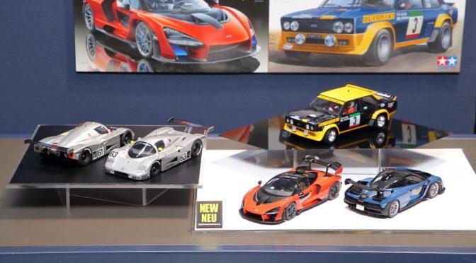 Spielwarenmesse 2021 – Tamiya präsentiert Modelle aus dem Plastikmodellbau