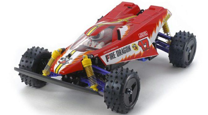Tamiya 1/10 R/C Fire Dragon (2020)