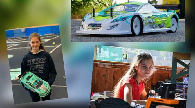 Nele Knodel – RC-Car und Reiten sind ihre Leidenschaft
