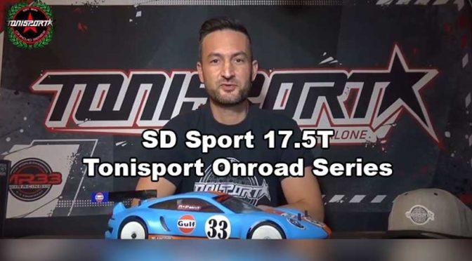 NEUE Rennklasse – SD Sport 17.5T bei der Tonisport Onroad Series