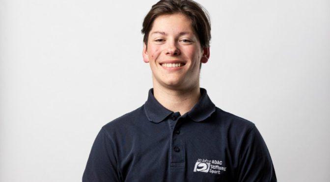 Max Hesse: Acht Jahre in der ADAC Stiftung Sport Auch 2021 im Förderkader des traditionsreichen Förderprogramms