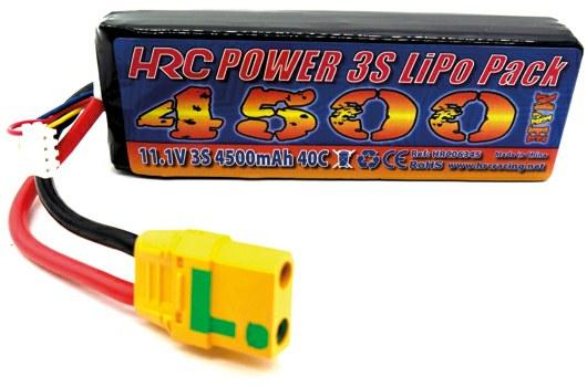 HRC 3S LiPo-Akku – 4500mAh