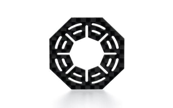 Slipper Pad SC1, Carbon für den YZ2 CAL3 / DTM3 von PSM