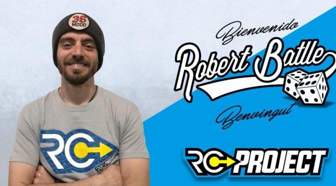 RC-Project begrüsst Robert Batlle im Team