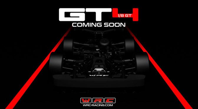 GT 1/8 kommt von WRC-Racing