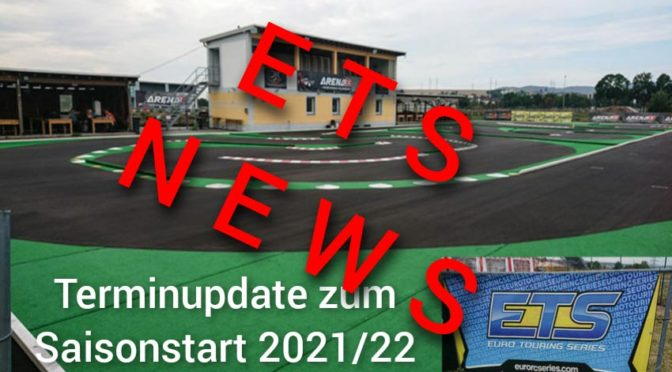 ETS Update zum Saisonstart 2021
