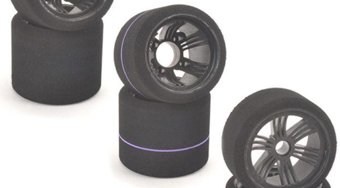 Schumacher Racing Products – Neue Contact WGT10/Pro 10 Reifen