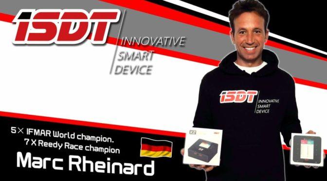 Marc Rheinard 2021 setzt auf ISDT