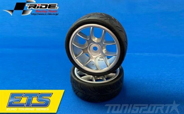 Der neue ETS FWD Reifen: Ride 1/10 Belted