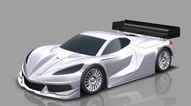 TSP-Racing Crivet C8 in der LWB Version