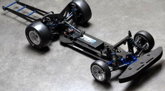 TX VADER Street Eliminator Chassis-Umbau für den 2WD Slash.