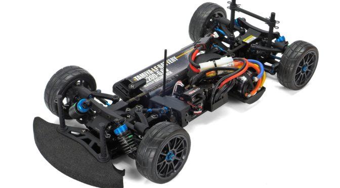 Tamiya TA08 Pro Chassis Kit – Interessantes Konzept