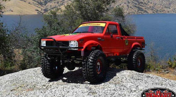 Marlin Crawlers Trail Finder 2 RTR w/Mojave II von RC4WD