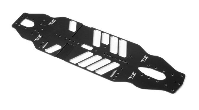 Neue Alu Extra Flex Chassisplatte für den T4`21