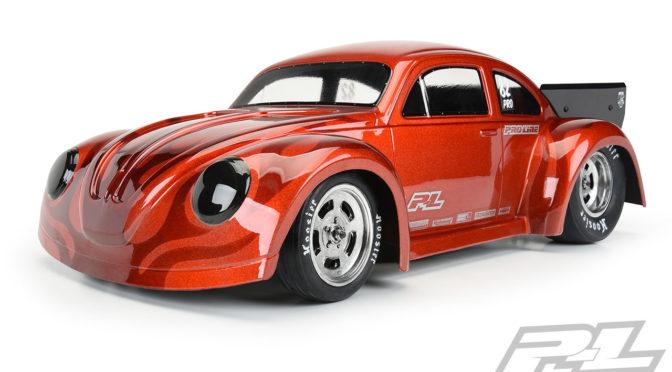 Volkswagen Drag Bug 1:10 Karosserie